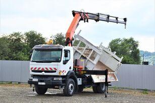 RENAULT KERAX 370 DCI* PK 20002/FUNK + BORDMATIC ! dump truck