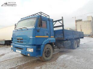 KAMAZ 65117 flatbed truck