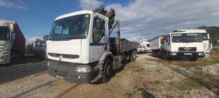 RENAULT Premium 260 flatbed truck