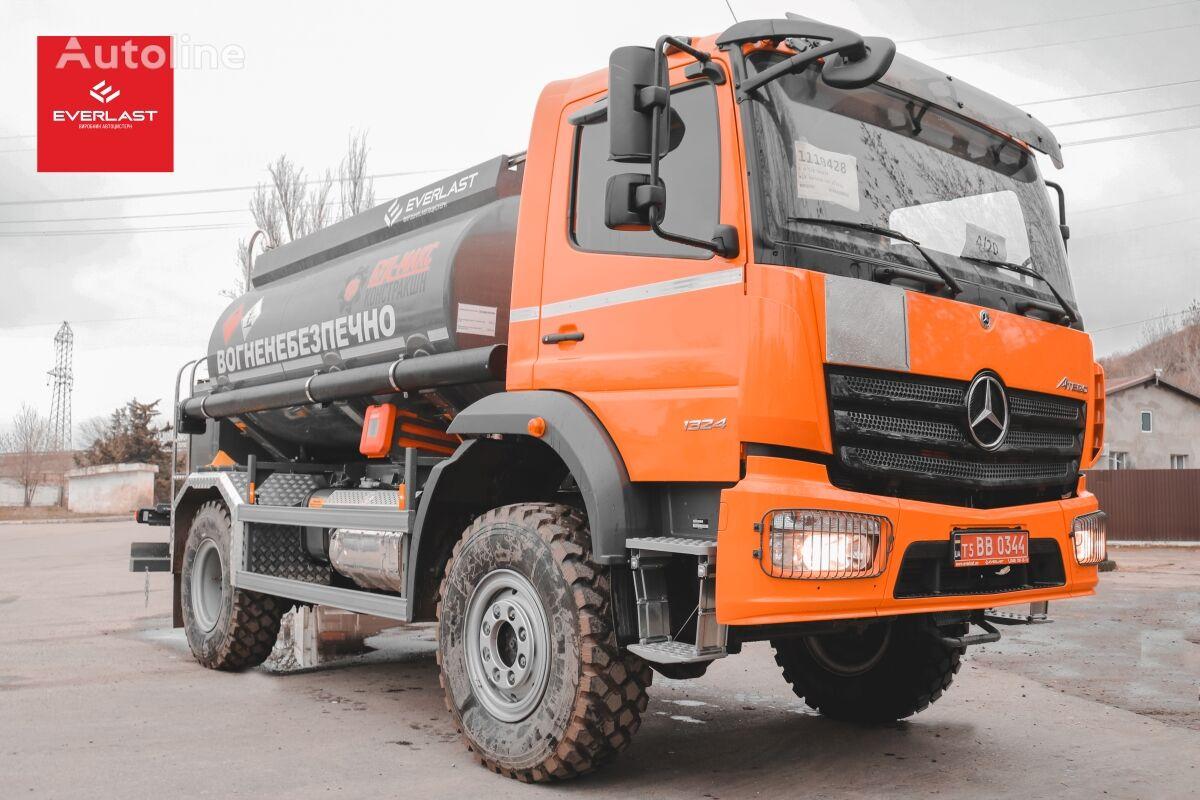 new EVERLAST Toplivozapravshchik fuel truck