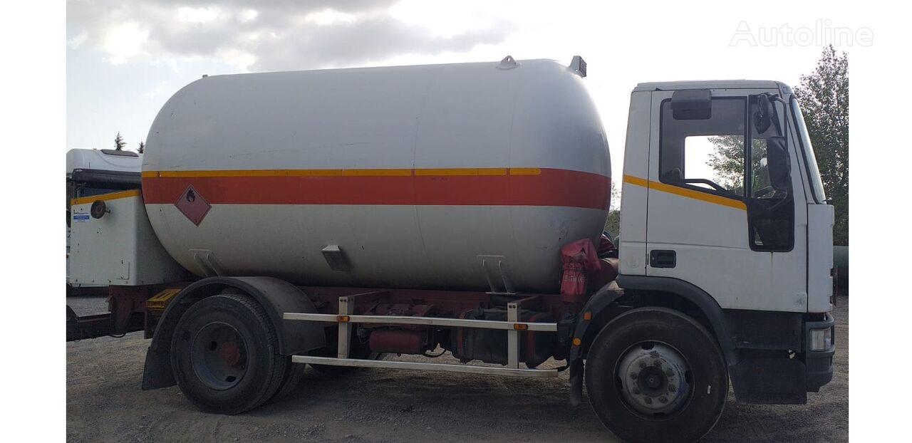 IVECO 150E23 LPG/GAS/GAZ/GPL/PROPAN-BUTAN 27BAR PUMP+METER=16.200LTR gas truck