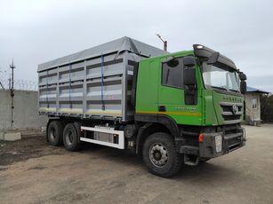 new HONGYAN GENLYON grain truck