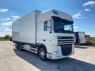 DAF XF 105.460 Open side 6x2 isothermal truck