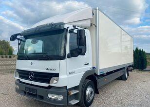 MERCEDES-BENZ Atego 1224 / Izoterma / Winda / Euro 5 isothermal truck