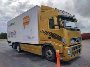 VOLVO FH13 480 Open Side isothermal truck