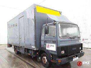 IVECO Magirus 80 16 horse truck livestock truck