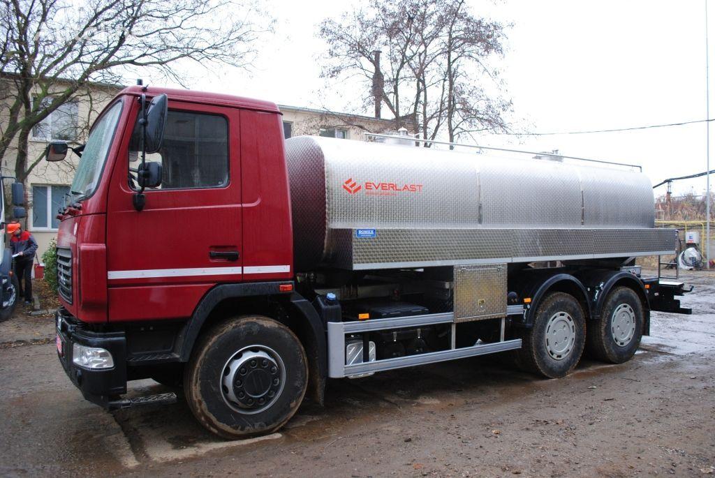new EVERLAST Molokovoz / vodovoz milk tanker