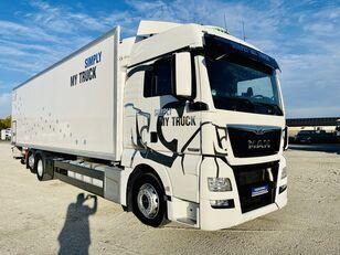 MAN TGX 26.420 E6 6x2 chłodnia 24 Euro palet , Super stan refrigerated truck
