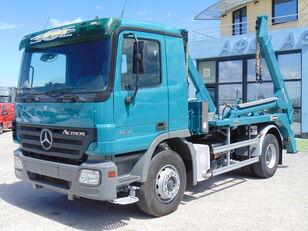 MERCEDES-BENZ 1832 ATEGO skip loader truck