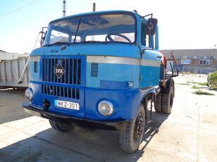 IFA W50 tanker truck