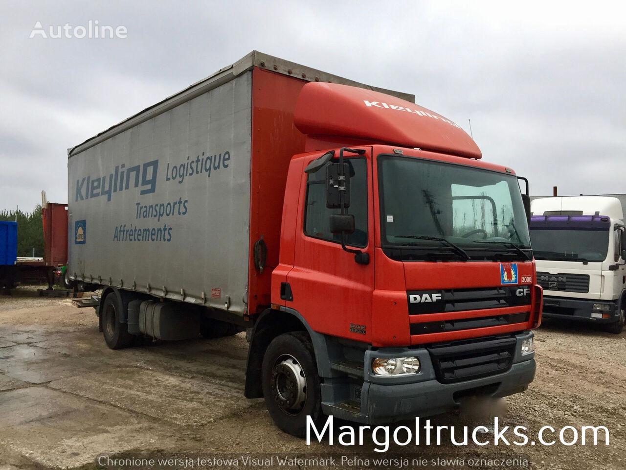 DAF CF 55 tilt truck