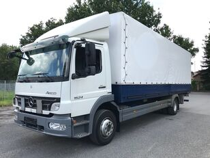 MERCEDES-BENZ 970.27 - ATEGO 1524 tilt truck