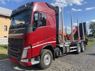 VOLVO FH460 6x4 Loglift 96ST  timber truck