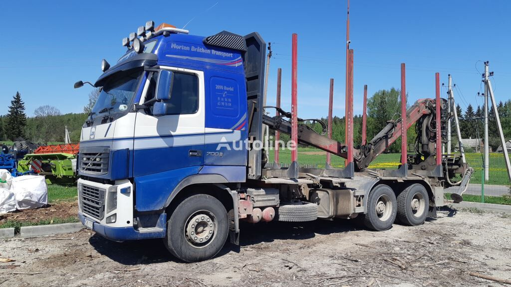 VOLVO FH16 700 timber truck