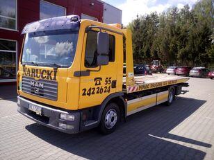 MAN 8.180 tow truck